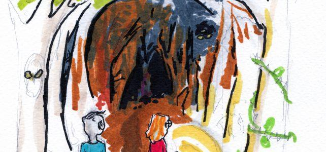 Beffaná (St. 5, Kap. 18): Zwei Hexen