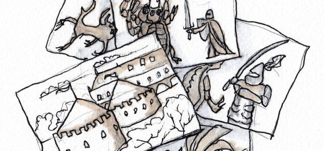 Beffaná (St. 5, Kap. 20): Der alte König